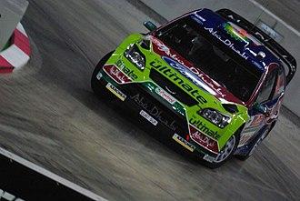 Ford Performance - Jari-Matti Latvala's BP-Ford World Rally Team car