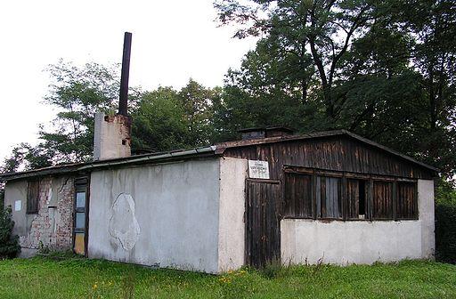 Jawischwitz camp bath