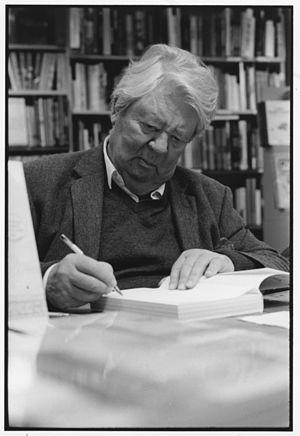 Jean-Jacques Sempé - Jean-Jacques Sempé in 2016 by Olivier Meyer