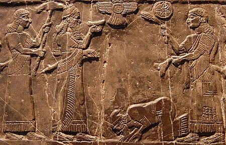los disraelitas en el desierto 450px-Jehu-Obelisk-cropped