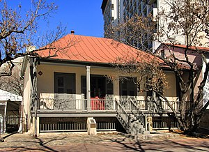 Jeremiah Dashiell House - Image: Jeremiah dashiell house 2014