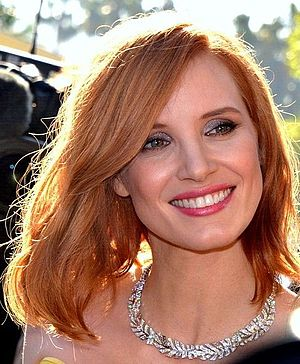 Jessica Chastain on screen and stage - Chastain at the 2016 Cannes Film Festival