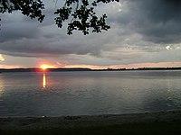 Jezioro Narty