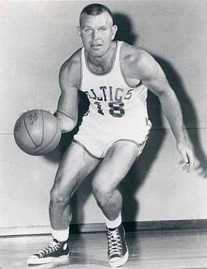 1955 NBA draft - Jim Loscutoff, elected by the Boston Celtics.