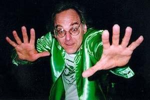 Mike Jittlov - Mike Jittlov in 1996