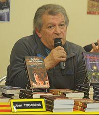 Joan Tocabens à Canet-en-Roussillon en 2011.JPG