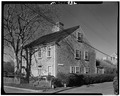 Job Macy House, 11 Mill Street, Nantucket, Nantucket County, MA HABS MASS,10-NANT,51-2.tif