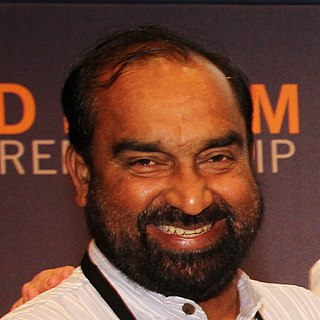 Joe Madiath Indian social entrepreneur (born 1950)