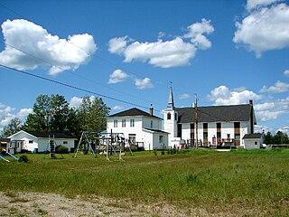 Jogues, Ontario dispersed rural communityunincorporated area in Ontario, Canada