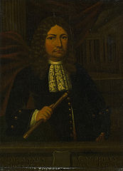 Portrait of Johannes Camphuys (1634-95), Gouverneur-generaal (1684-91)