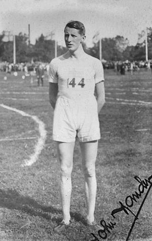 John Zander - Image: John Adolf Fredrik Zander in 1916