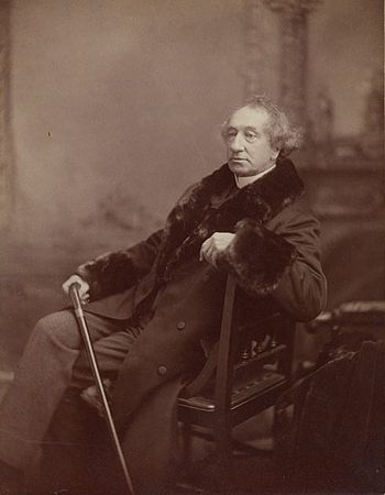 English: Sir. John A. Macdonald