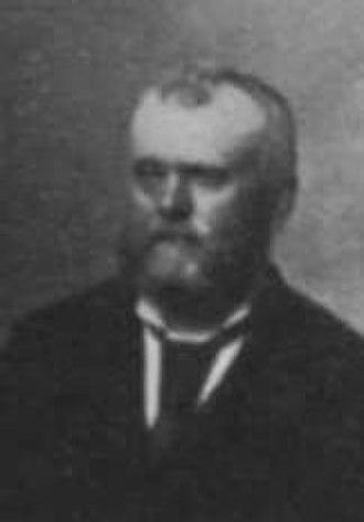 John Cargill (politician) - John Cargill in 1881