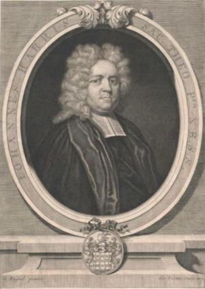 John Harris (Warden) - Image: John Harris (theologian)
