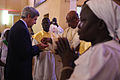 John Kerry at southern Sudan referendum mass.jpg