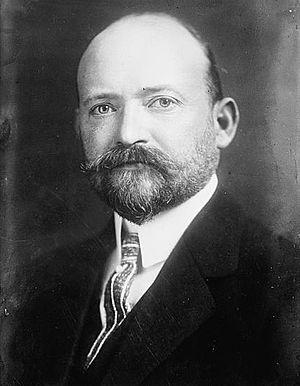 John W. Garrett (diplomat) - Image: John Work Garrett