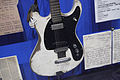 Johnny Ramone's Mosrite guitar - Rock and Roll Hall of Fame (2014-12-30 12.33.35 by Sam Howzit).jpg