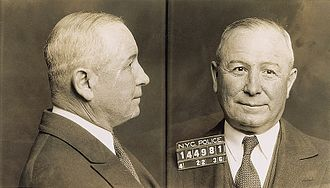 Chicago Outfit - Image: Johnny Torrio (mugshot, 1936)