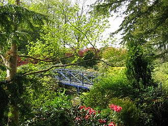 Green spaces and walkways in Aberdeen - Johnston Gardens