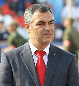 José Couceiro - Couceiro as Lokomotiv Moscow coach in 2011