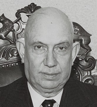 Deputy Prime Minister of the Netherlands - Josef van Schaik