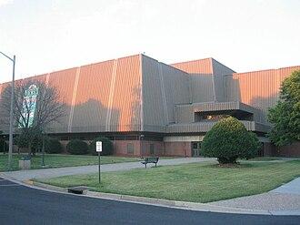 Norfolk State University - Joseph G. Echols Hall