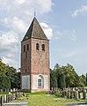 Joure. Kerktoren van Westermeer. Geert Knolweg 4 (Rijksmonument) 03.jpg
