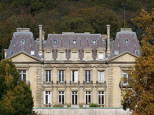 Jouy-en-Josas - Chateau of Vilvert