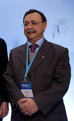 Juan Jesús Vivas, coautor de la ponencia sobre Europa y política exterior 'Comprometidos con Europa' del 17 Congreso del Partido Popular.jpg