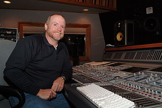 Julian King (recording engineer) American recording engineer