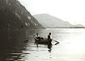July 1903 - Fishermen on Achensee.JPG