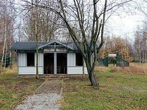 Stapelburg - Reconstructed Jungborn pavillon