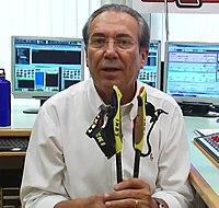 Justo Molinero, locutor de ràdio i president del grup TeleTaxi.jpg