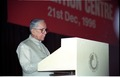 Jyoti Basu Addresses - Convention Centre Inaugural Ceremony - Science City - Calcutta 1996-12-21 093.tif