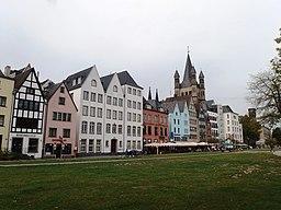 Frankenwerft in Köln