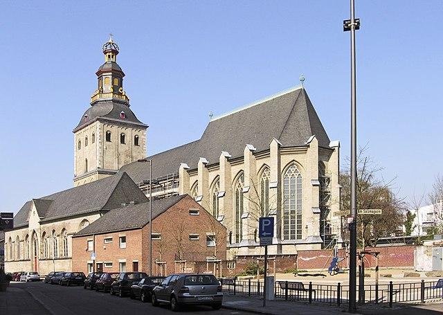 Basilica of St. Ursula, Cologne