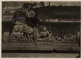 KITLV 40041 - Kassian Céphas - Reliefs on the terrace of the Shiva temple of Prambanan near Yogyakarta - 1889-1890.tif