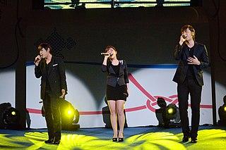 December (duo) South Korean musical duo
