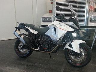 KTM 1290 Super Adventure Motorcycle by KMT