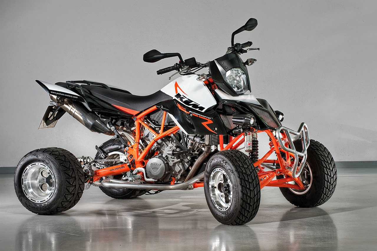 Ktm Atv Engine Builders