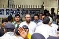 Kabir Bedi at Rajesh Khanna's funeral 17.jpg