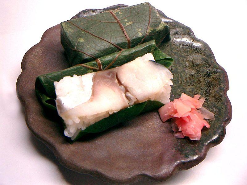 Tipos de comidas Japonesas 800px-Kakinohazusi
