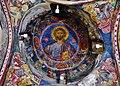 Kakopetria Kirche Agios Nikolaos tis Stegis Innen Kuppel 2.jpg