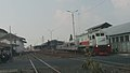 Kaligung Train Departs Semarang.jpg