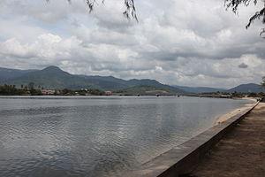 Kampot Province - Teuk Chhou River
