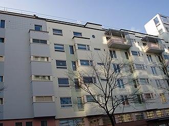 Eric Adlercreutz - Kamppi housing area, Helsinki, 1984-1989.
