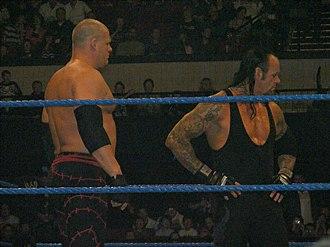 The Brothers of Destruction - Image: Kane & Undertaker