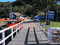 Kangaroo Point NSW Australia, PLJ015 public wharf access road.JPG