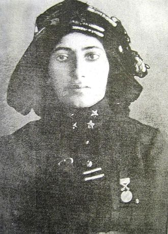 Women in warfare and the military (1900–45) - Kara Fatma