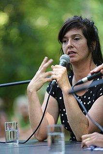 Karen Köhler German writer, playwright and actor (born 1974)